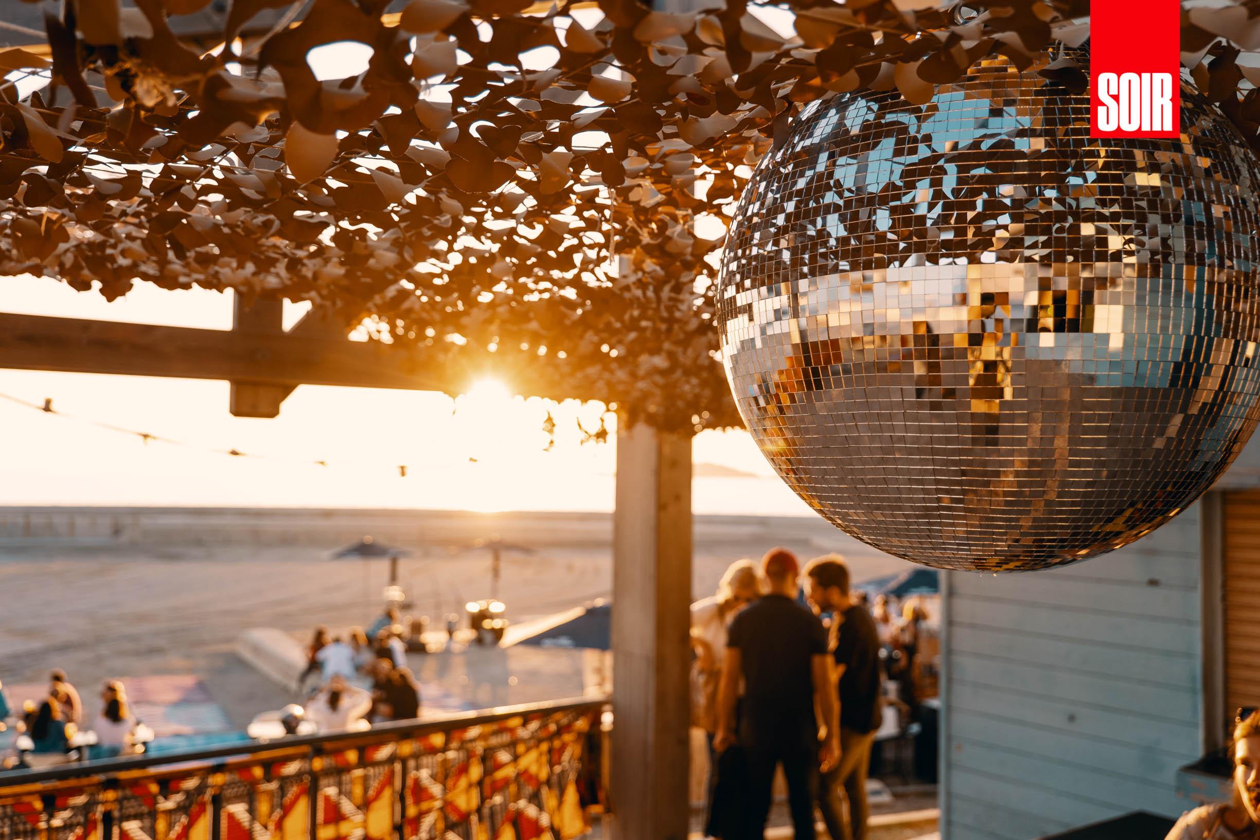 DiscoBall - La Cabane des Amis, Marseille